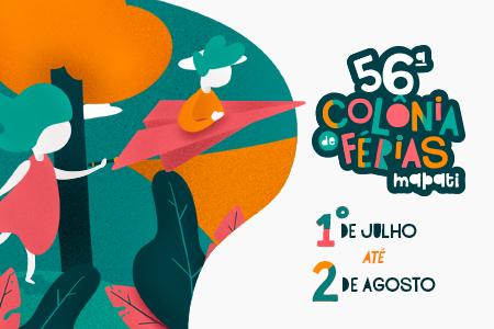 56 Colonia De Férias